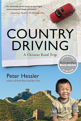 Country Driving By Hessler, Peter